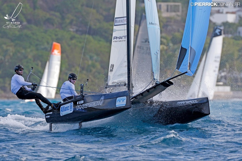 Saint-Barth Catacup 2014 : Day 1 © Pierrick Contin