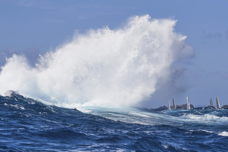 SAINT-BARTH CATACUP 2019 : Grand Prix Eden Rock © Michael Gramm