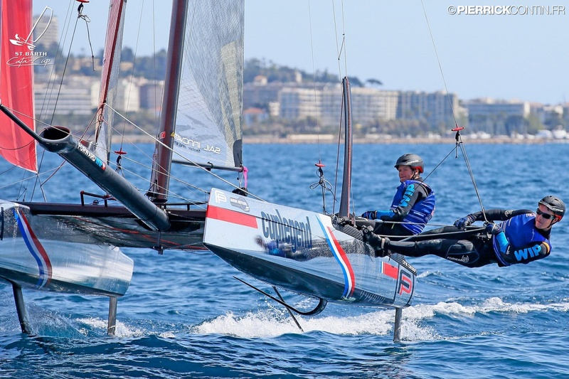Flying Phantom Series Cannes : Day 3 © Pierrick Contin