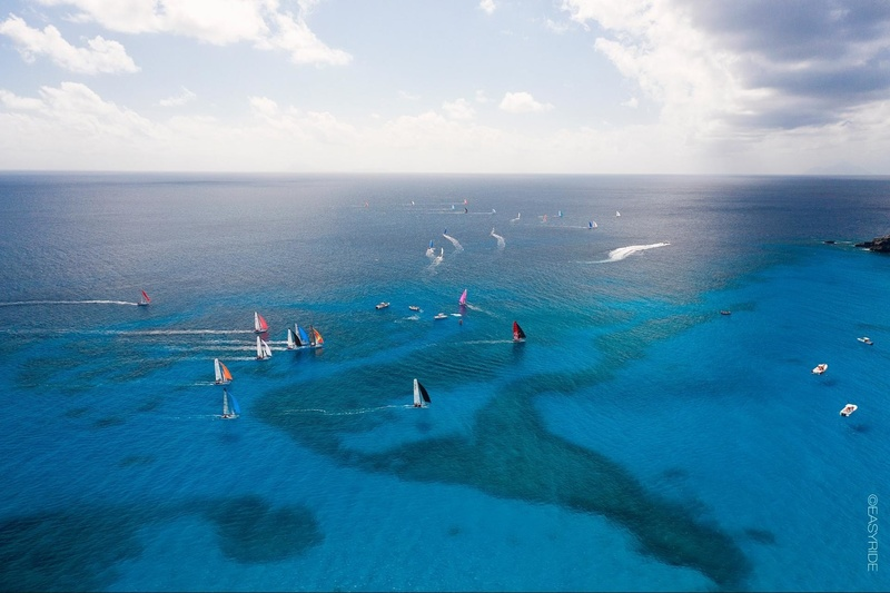 SAINT-BARTH CATACUP 2019 : Grand Prix St-Barth Assurances - Allianz © Easy Ride