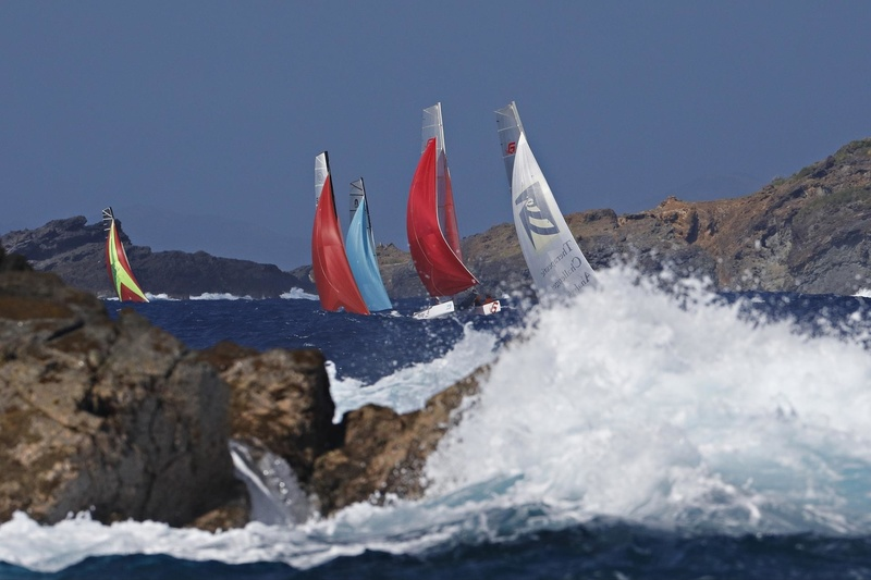 SAINT-BARTH CATACUP 2019 : Grand Prix Eden Rock © Pascal Alemany