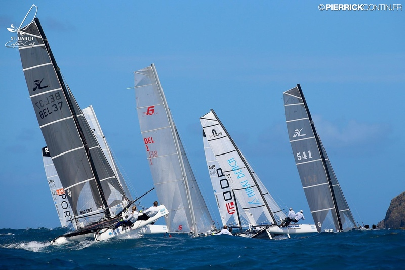 Saint-Barth Catacup 2014 © Pierrick Contin