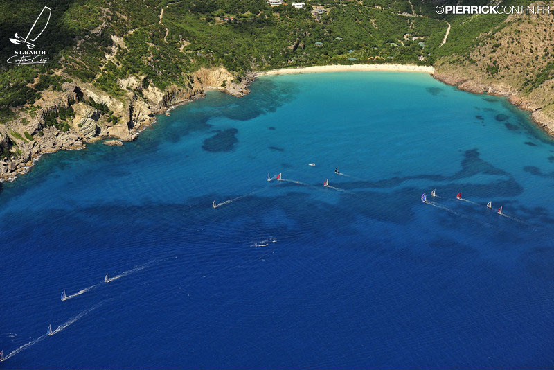 Tour de Saint Barth © Pierrick Contin /STBarth CataCup 2010