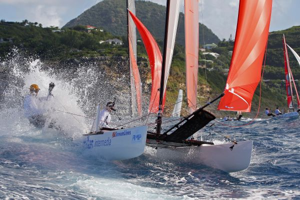 Saint-Barth Cata Cup 2011 : Day 1 © Pascal Alemany