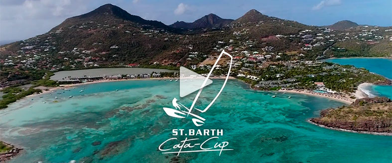 TEASER CATACUP 2018 © St Barth Cata Cup