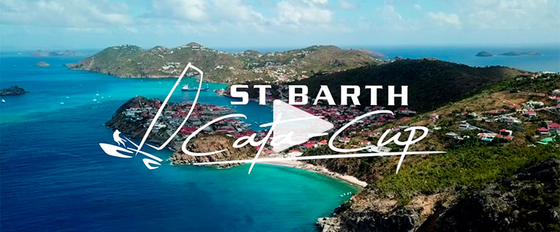It\'s showtime tomorrow! © St Barth Cata Cup